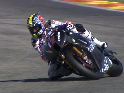 Work going well on Moto2 bike for Karel Abraham