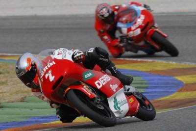 Vázquez domine une séance 125cc peu animée samedi après-midi