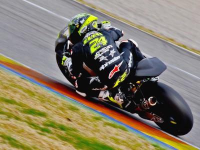 Toni Elías mène la seconde journée d'essais à Jerez
