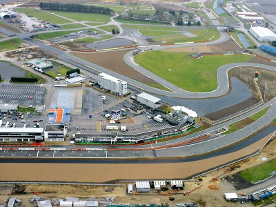Las reformas en Silverstone encaran su fase final