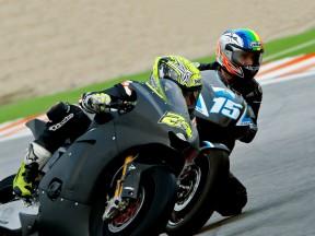 De Angelis e Elías: Companheiros de equipa no MotoGP, rivais na Moto2