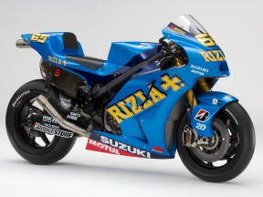 Suzuki dévoile sa livrée de 2010