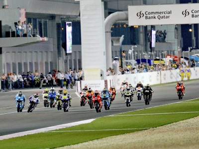 Le Qatar accueille le dernier test de la pré-saison MotoGP