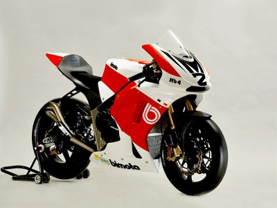 Thai Honda PTT SAG to use Bimota