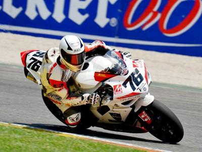 Bernat Martínez confirmed as second Honda SAG rider