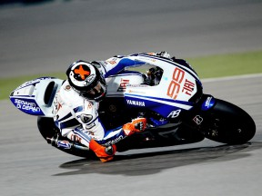 Rossi delighted and Lorenzo is feeling good