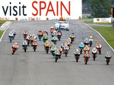 125ccクラスの2010年暫定エントリーリスト発表