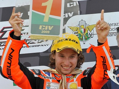 Moretti e Fontana reforçam presença italiana nas 125cc