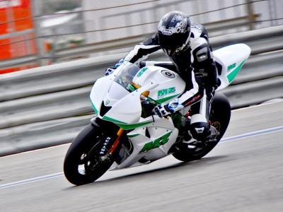 West a Jerez da pilota ufficiale