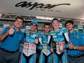'Aspar' celebrates 30th anniversary in motorcycling