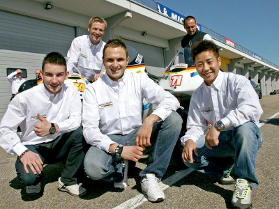 Racing Team Germany present their 2010 line-up