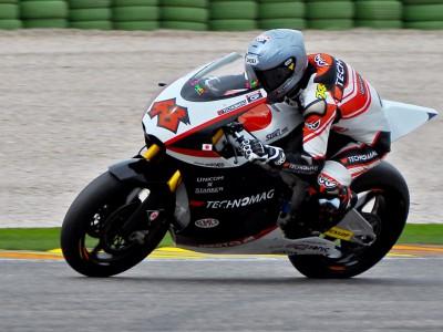 Moto2&125ccクラスがプレシーズンのラストテストを実施