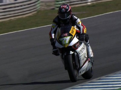 Moto2 pre-season concludes at Jerez
