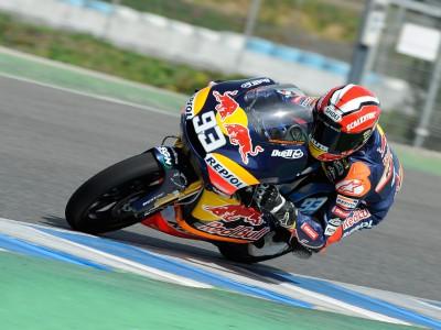 Marquez unterbietet Streckenrekord, Espargaro knapp dahinter