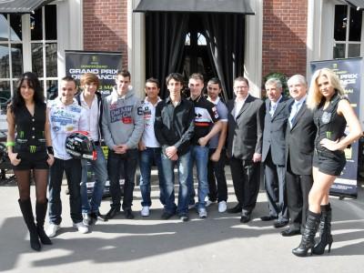 Présentation du Grand Prix de France 2010 à Paris