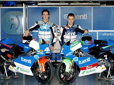 Derbi se tiñe de azul por su nuevo patrocinador Tuenti