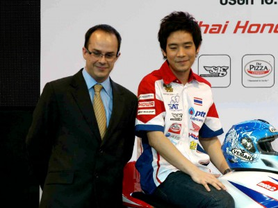Wilairot stars in team presentation in Bangkok
