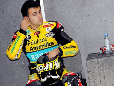 Barberá cannot wait for MotoGP bow