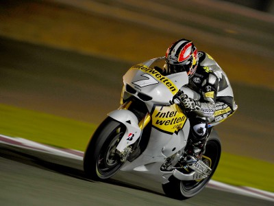 Interwetten crew excited at impending MotoGP debut