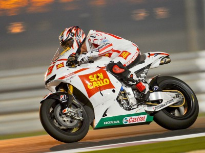 Melandri and Simoncelli confident they can find the right level