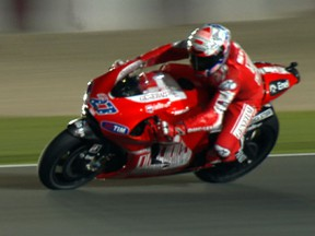 Stoner on the pace as Qatar gets 2010 underway