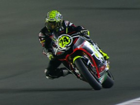 Elías secures the first ever Moto2 pole