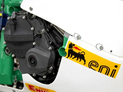 Eni: O fornecedor exclusivo de combustível para o Moto2