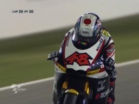 Tomizawa holt historischen Moto2 Sieg