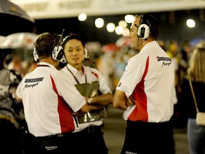 Bridgestone destaca la resistencia de sus neumáticos en Qatar