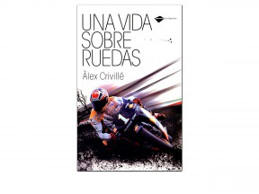 Crivillè presents his book: 'A Life on Two Wheels'