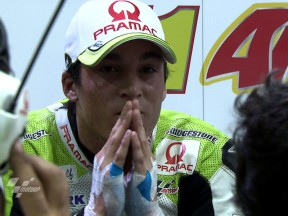 The passion that drives MotoGP's Rookies