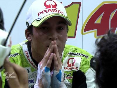 I rookie MotoGP si confidano
