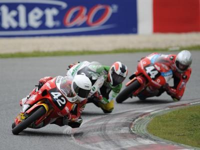 スペイン選手権:Moto2クラスがスタート
