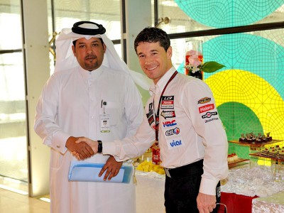 LCR Honda and Qatar S&T Park set up partnership