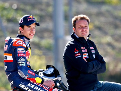 "Alzamora: ""Márquez will do very well this year"""