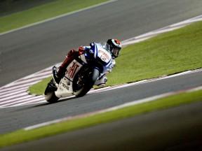 Lorenzo vise sa première victoire de l'année à Jerez