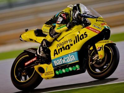 Barberá afronta su primera carrera en Jerez sobre la Ducati