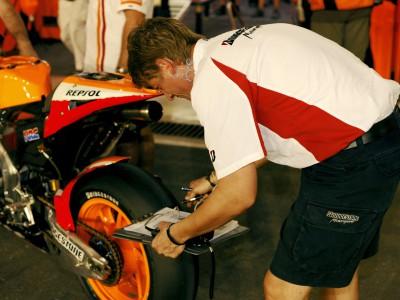 Bridgestone amène un nouveau pneu arrière à Jerez