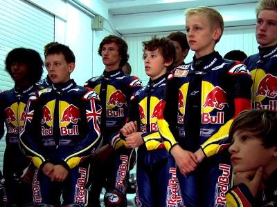 La Red Bull Rookies Cup 2010 inizia a Jerez