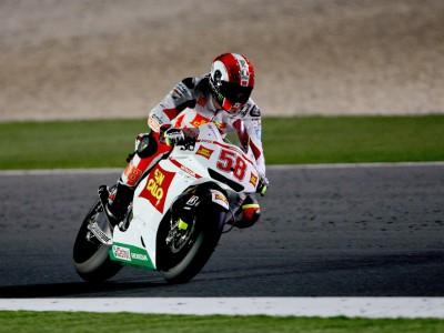 Simoncelli prepara in Giappone la sfida di Jerez