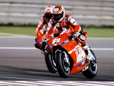 Stoner und Hayden mehr als bereit für Jerez