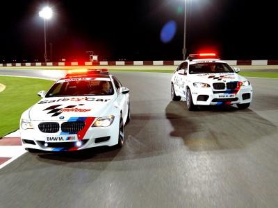 BMW M Safety Car fleet handed over at Jerez