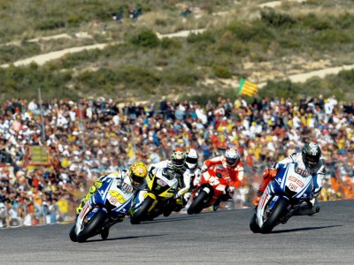 Enhance your MotoGP experience in 2010!