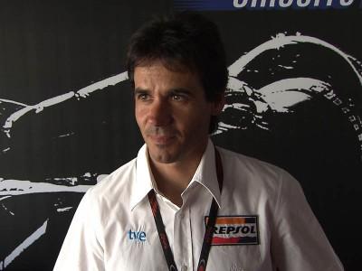 Crivillé presents his autobiography at Jerez