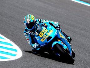 Solid start for Rizla Suzuki in Jerez sunshine