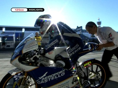 Espargaró pushing for pole with lead FP2 time