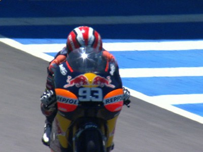 Márquez secures Jerez pole with record lap