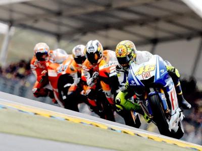 Change to the 2010 MotoGP Regulations