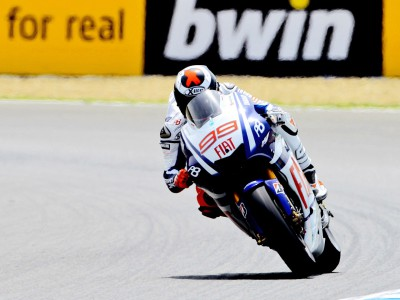"Lorenzo excited ahead of ""special race"""