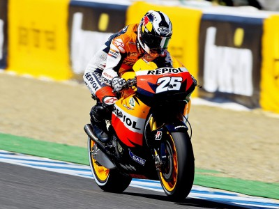 Pedrosa surprised by 14th MotoGP career pole
